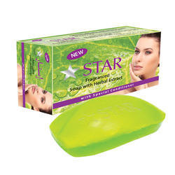 and Star Herbal Bathing Soap
