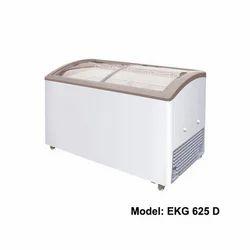 Anand 3 Star Double Door Freezer, Capacity: Standard