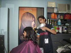 Hair Spa And Dandruff Treatment