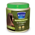 Private Label Welcomed Hot Oil Treatment (aloe Vera And Jojoba Oil), For Personal Parlor And