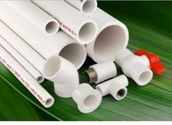 Prince Upvc White Pipes And Fittings