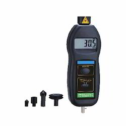 Laser / Contact Type Tachometer