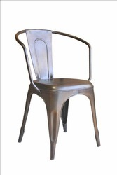 Iron Celo Industrial Chair