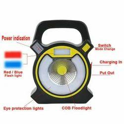 10 W Multi Purpose COB Rechargeable LED Flood Light