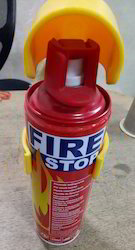 Carbon Steel A B C Dry Powder Type Portable Fire Extinguisher, for Office, Capacity: 4Kg