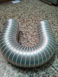 Semi Rigid Aluminum Flexible Ducts