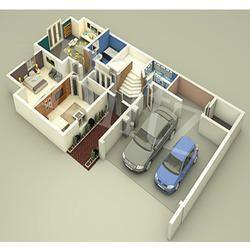 3d floor plan services in navi mumbai