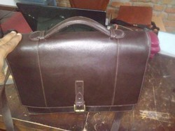 Shoulder Leather Office Bags