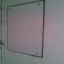 fire rated shaft doors