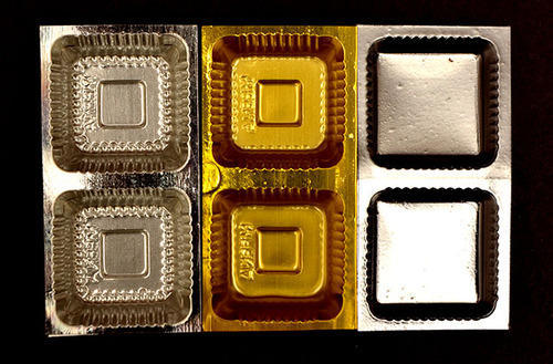 Flavored Chocolate Packaging Tray