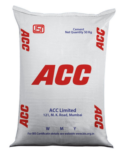acc cement marketing strategy