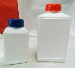 Plastic 500 Ml 1000 Ml Squre Bottle