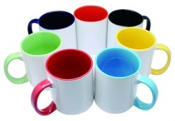 Sublimation Inner Color Coffee Mug