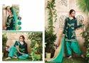 Cotton Embroidered Fancy Designer Salwar Suit