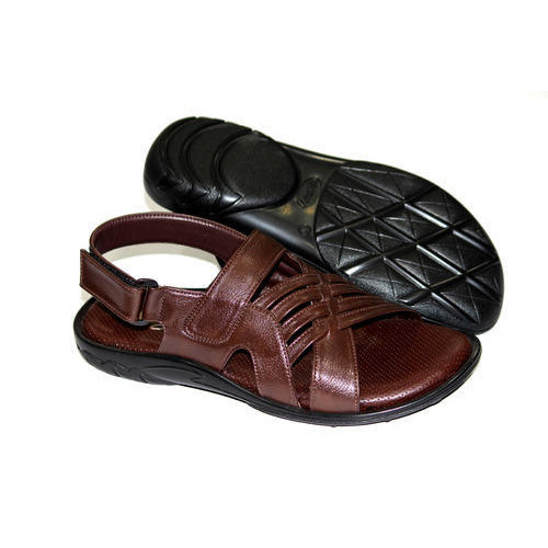 2c40064781a Mens Leather Sandals at Rs 450  pair(s)
