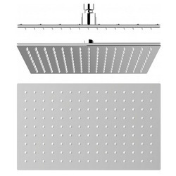 Imperial Rectangle Rain Shower - 220