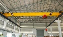 Double Girder I Beam Type Underslung EOT Crane