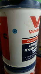 Grade: 46 Valvoline Hydraulic Oil, Pack Size (litres): 20, Packaging Type: Drum