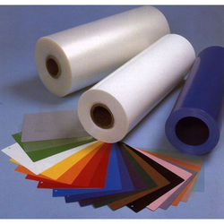 Plain Plastic Sheet