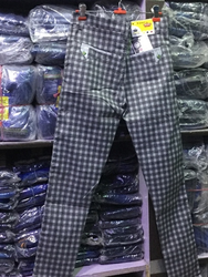 Boys Printed Trousers