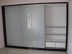 Aluminium Wardrobe At Rs 1600 Square Feet S Aluminium