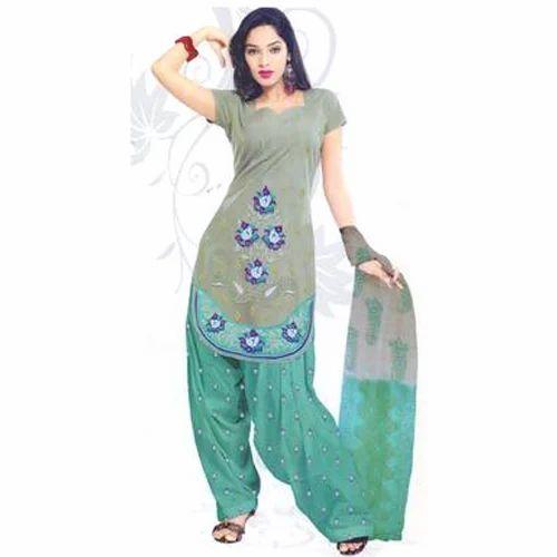 b26ae409f7 Punjabi Salwar Suit at Rs 550 /piece(s) | Punjabi Suits | ID ...