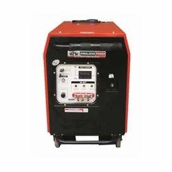 Silent GE-3P-5000RS Portable Petrol Generator