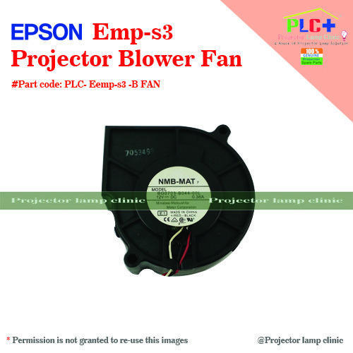 Epson Emp S3 Projector Blower Fan