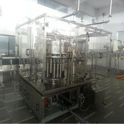 Water Treatment Bottling Plant