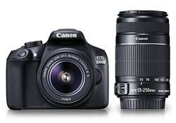 Canon Double Zoom DSLR Camera