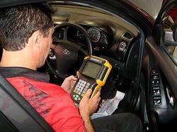 Car Scanning Service