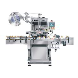 Automatic Neck And Body Sleeving Machine