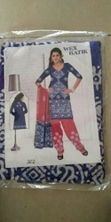 Printed Hurry Pyor Cotton Dress Material