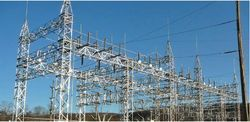 Substation Steel Structures