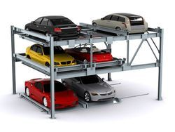 Automated Car Parking System In India