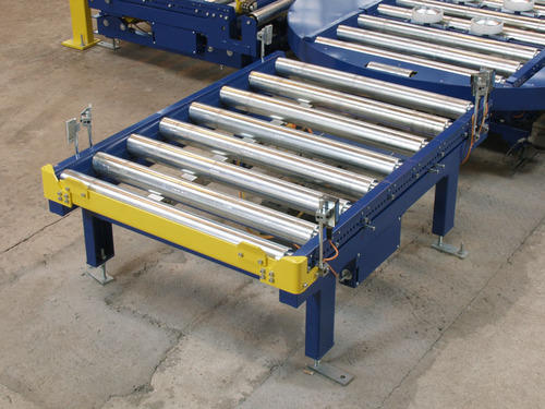 Conveyor Components Conveyor Rollers Manufacturer From Noida