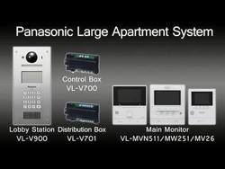 Panasonic Video Intercom