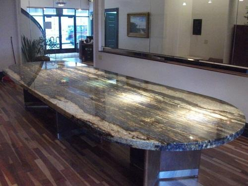 Conference Table Prelam Conference Table Manufacturer From Noida - Granite conference table for sale