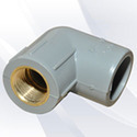 Plastic 45 Degree Cpvc Elbow, For Hydraulic Pipe, Size: 1 Inch