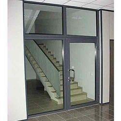 aluminium door - aluminum partition door manufacturer from patna