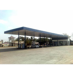 Petrol Pump Canopy Petrol Station Canopy Latest Price