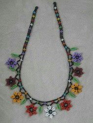 Regular Wear Women Beaded Necklace