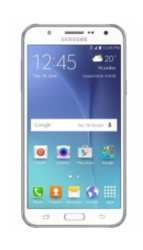 Samsung Galaxy J7 16GB White