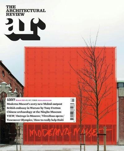 The Architectural Review magazine - Foreign Magazines Subscription