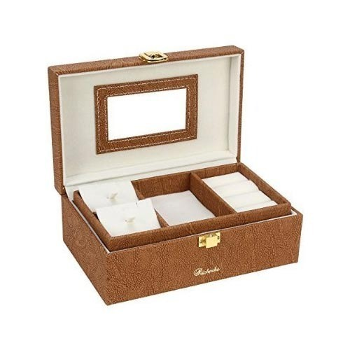 Jewels Caare Rectangle Stylish Jewelry Locker Box, for Jewelry Packaging