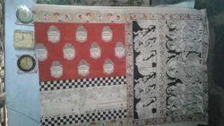 Kalamkari Fine Block Silk Saree