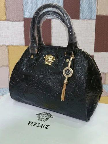 31afb4c707 Versace Designer Handbag - View Specifications & Details of Ladies ...