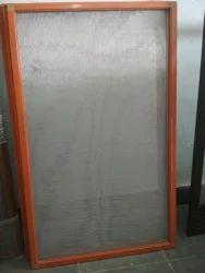 Aluminum Mesh Windows