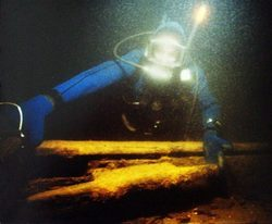 Underwater Ship Hull Cleaning Service