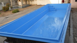 Swimming Pool - Round Swimming Pools Manufacturer from New Delhi